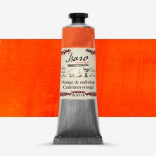 Isaro : Oil Paint : 38ml : Cadmium Orange