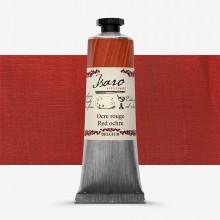 Isaro : Oil Paint : 38ml : Red Ochre
