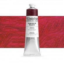 Williamsburg : Oil Paint : 150ml : Quinacridone Magenta
