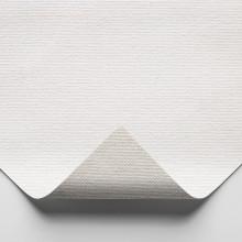 Belle Arti : Universal Primed Medium/Fine Cotton : No. 564, 390gsm : 2.1 m wide : Per metre/Roll