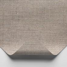 Belle Arti : Clear Primed Extra Fine Linen : No. 649, 207gsm : 2.1 m wide : Per metre/Roll