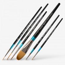 Daler Rowney : Aquafine Watercolour Brushes : Rounds