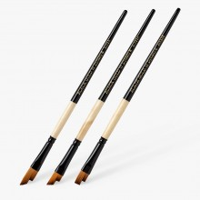 Dynasty : Black Gold Brushes : Butterfly