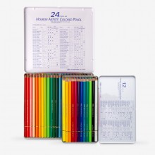 Holbein : Artists' Coloured Pencil Sets