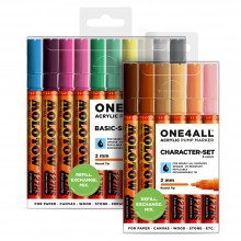 Molotow : One4All : 127HS : Acrylic Marker Sets