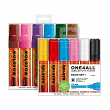 Molotow : One4All : 327HS / 627HS / Twin Acrylic Marker Sets
