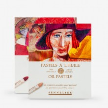 Sennelier : Oil Pastel Sets