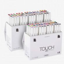 ShinHan : Touch Twin BRUSH Pen Sets