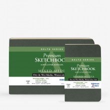 Stillman & Birn : Delta Softcover Sketchbooks : 270gsm : Cold Press