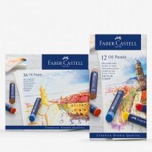 Faber Castell : Creative Studio : Oil Pastel Sets