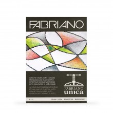 Fabriano : Unica : Printmaking Paper Pad : A3 : 250gsm