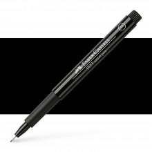 Faber Castell : Pitt Artists Pen : Super Fine : Black