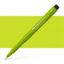 Faber Castell : Pitt Artists Pen : Super Fine : May Green