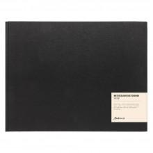 Jackson's : Watercolour Sketchbook : 160gsm : 60 Sheets : 30x24cm : Landscape