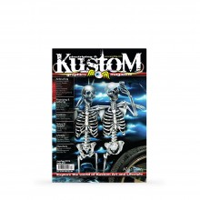Pinstriping & Kustom Graphics : Magazine : Issue 57