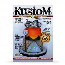 Pinstriping & Kustom Graphics : Magazine : Issue 66