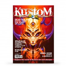 Pinstriping & Kustom Graphics : Magazine : Issue 69