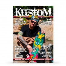 Pinstriping & Kustom Graphics : Magazine : Issue 70
