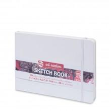 Royal Talens : Art Creation : Hardback Sketchbook : 15x21cm : White