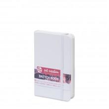 Royal Talens : Art Creation : Hardback Sketchbook : 9x14cm : White