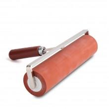 Japanese Hard Rubber Roller / Brayer : 60 Shore : 210mm
