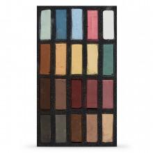 Art Spectrum : Extra Soft Square Pastel : Set Of 20 : Portrait