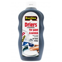 Handover : Liquid Driers (Terebine) : 300ml : Ship By Road Only