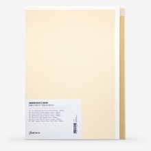 Sanded Pastel Paper : Comparison Pack of 7 Quarter Sheets