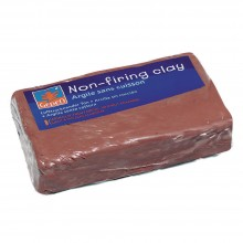 Pebeo : Gedeo : Air Drying Clay : 1500g : Red