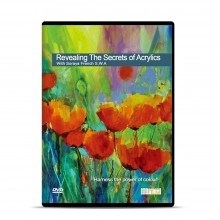 Townhouse : DVD : Revealing the Secrets of Acrylics : Soraya French SWA