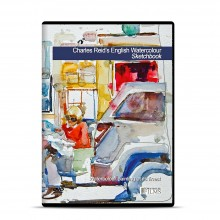 Townhouse : DVD : English Watercolour Sketchbook : Charles Reid
