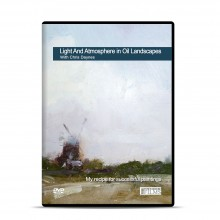 Townhouse : DVD : Light And Atmosphere In Oil Landscapes With Chris Daynes