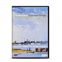 Townhouse : DVD : Watercolour Pure and Simple : Andrew Pitt