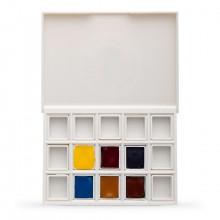 Daniel Smith : Watercolour Paint : Half Pan : Sketcher Set of 6