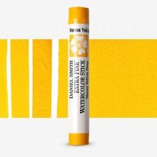 Daniel Smith : Watercolour Paint Stick : Hansa Yellow Deep