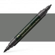 Faber Castell : Albrecht Durer : Watercolour Marker : Warm Grey IV