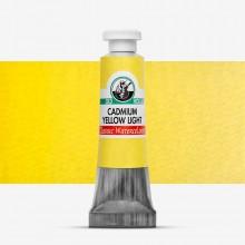 Old Holland : Watercolour Paint : 6ml : Cadmium Yellow Light