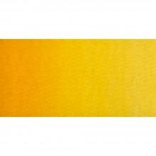 Old Holland : Watercolour Paint : Half Pan : Scheveningen Yellow Deep
