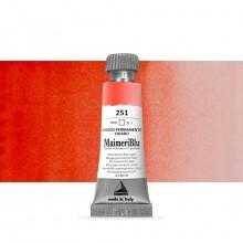 MaimeriBlu : Watercolour Paint : 12ml : Permanent Red Light