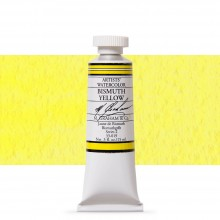 M. Graham : Artists' Watercolour Paint : 15ml : Bismuth Yellow
