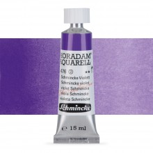 Schmincke : Horadam Watercolour Paint : 15ml : Schmincke Violet
