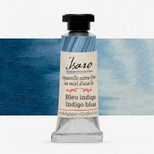 Isaro : Watercolour Paint : 7ml : Indigo Blue