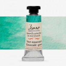 Isaro : Watercolour Paint : 7ml : Emerald Green