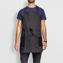 Jackson's : Artists Apron Black