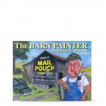 Book : The Barn Painter : Harley E. Warrick