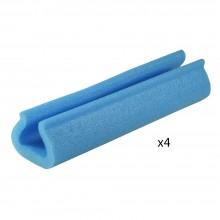 Biyomap : Biyosafe Foam Edge Protectors for Artwork