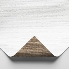 Claessens : 170 Heavy Linen : Heavy 400gsm : Universal Primed : 10x15cm : Sample : 1 Per Order
