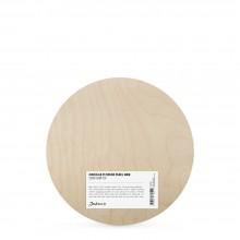Jackson's : 6mm Circular Plywood Panel : 30cm Diameter