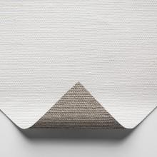 Belle Arti : 533 Medium Fine Linen : 399gsm : Universal Primed : 210cm Wide : 10m Roll