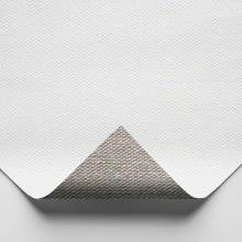 Belle Arti : 536 Medium Fine Linen : 508gsm : Oil Primed : 210cm Wide : 10m Roll